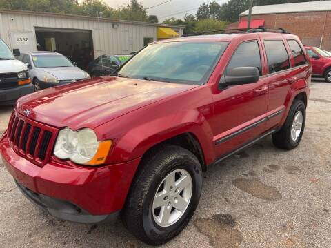 2009 Jeep Grand Cherokee for sale at Noel Motors LLC in Griffin GA