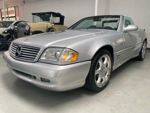 2002 Mercedes-Benz SL-Class for sale at Mag Motor Company in Walnut Creek CA