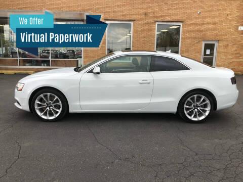 2013 Audi A5 for sale at Auto Sport INC in Grand Rapids MI