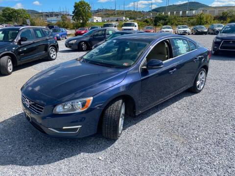 2014 Volvo S60 for sale at Bailey's Auto Sales in Cloverdale VA