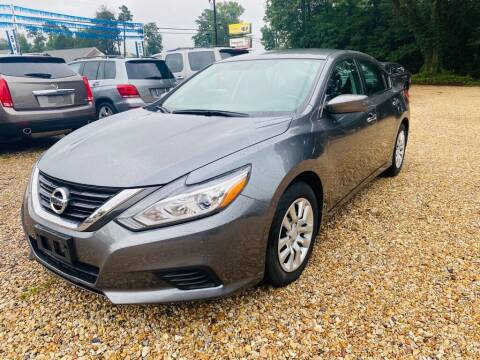 2017 Nissan Altima for sale at Southeast Auto Inc in Walker LA