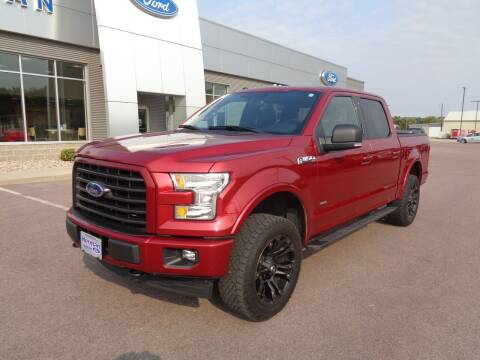 2017 Ford F-150 for sale at Herman Motors in Luverne MN