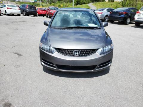 2011 Honda Civic for sale at DISCOUNT AUTO SALES in Johnson City TN