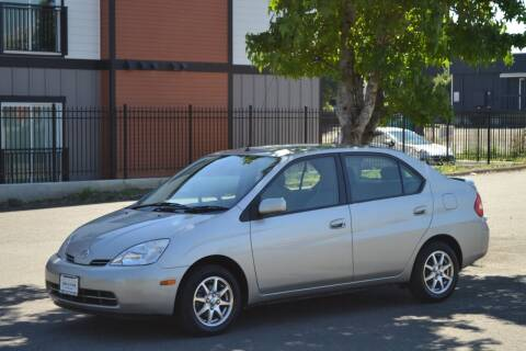 2001 Toyota Prius for sale at Skyline Motors Auto Sales in Tacoma WA