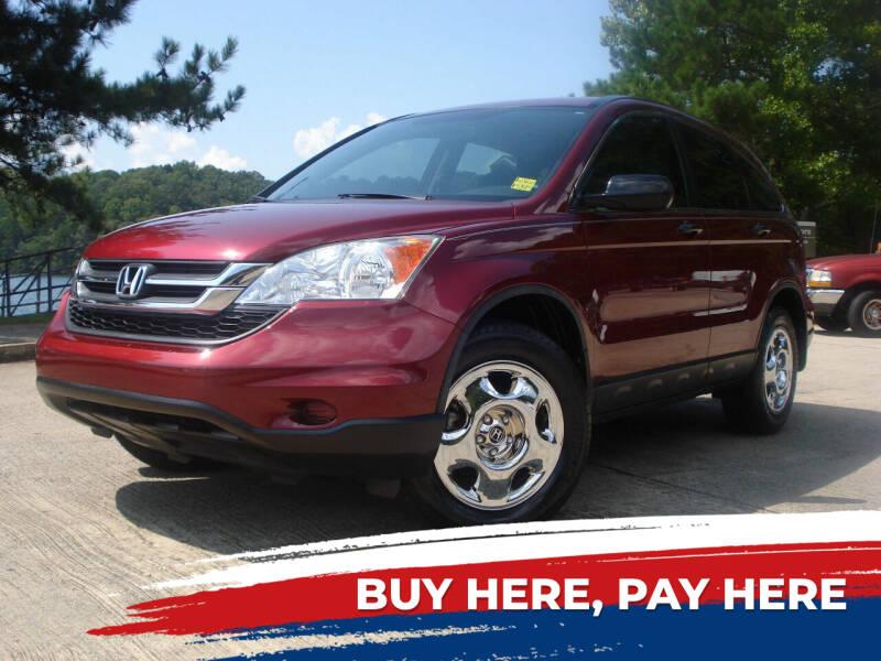 2010 Honda CR-V for sale at Car Store Of Gainesville in Oakwood GA