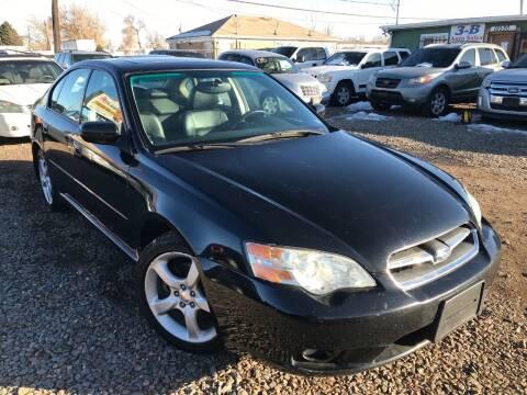 2006 Subaru Legacy for sale at 3-B Auto Sales in Aurora CO