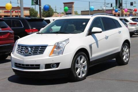 2015 Cadillac SRX for sale at Preferred Auto Fort Wayne in Fort Wayne IN