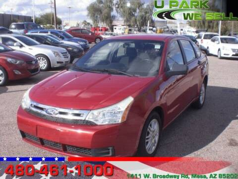 2011 Ford Focus for sale at UPARK WE SELL AZ in Mesa AZ