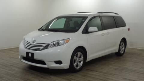 2015 Toyota Sienna for sale at TRAVERS GMT AUTO SALES - Traver GMT Auto Sales West in O Fallon MO