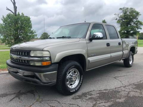 2001 Chevrolet Silverado 1500HD for sale at COUNTRYSIDE AUTO SALES 2 in Russellville KY