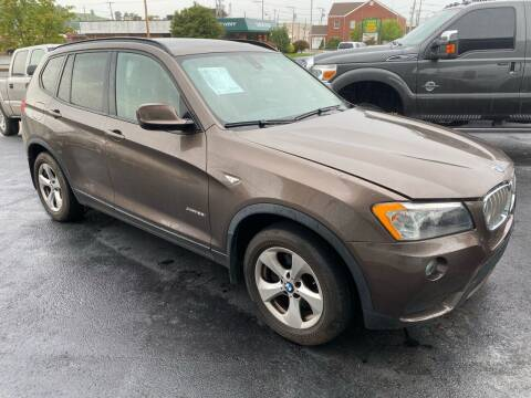 2011 BMW X3 for sale at All American Autos in Kingsport TN