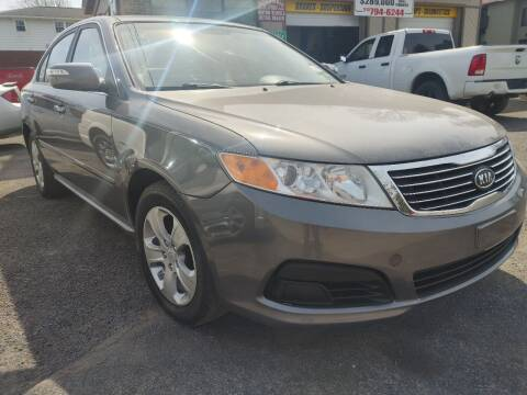 2009 Kia Optima for sale at JD Motors in Fulton NY