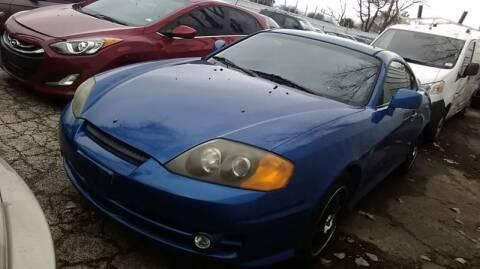 2004 Hyundai Tiburon for sale at Bad Credit Call Fadi in Dallas TX