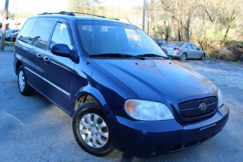 2005 Kia Sedona for sale at SAI Auto Sales - Used Cars in Johnson City TN
