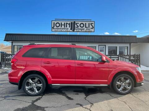 2015 Dodge Journey for sale at John Solis Automotive Village in Idaho Falls ID