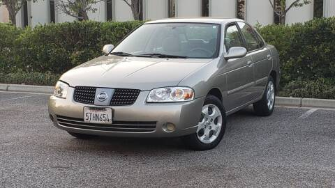 2006 Nissan Sentra for sale at Carfornia in San Jose CA