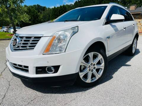 2016 Cadillac SRX for sale at Classic Luxury Motors in Buford GA