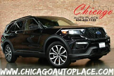 2020 Ford Explorer for sale at Chicago Auto Place in Bensenville IL