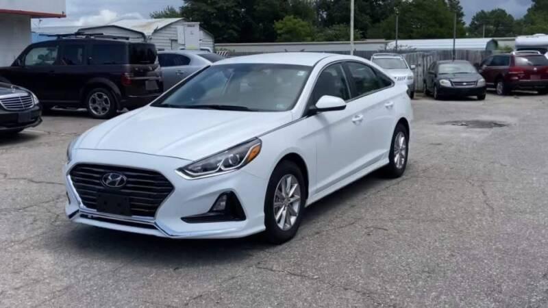 2019 Hyundai Sonata for sale at Premium Auto Brokers in Virginia Beach VA