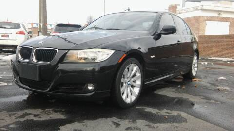 2011 BMW 3 Series for sale at Motor City Idaho in Pocatello ID