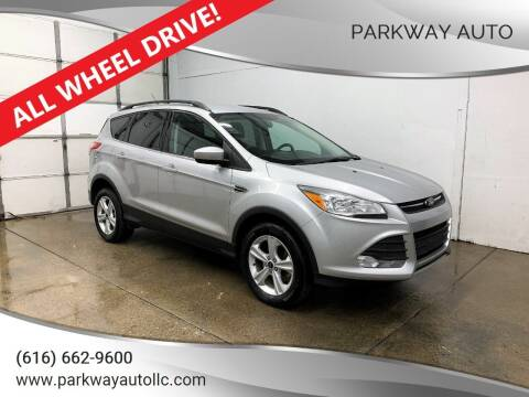 2016 Ford Escape for sale at PARKWAY AUTO in Hudsonville MI