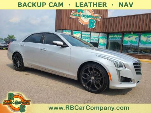 2015 Cadillac CTS for sale at R & B Car Co in Warsaw IN
