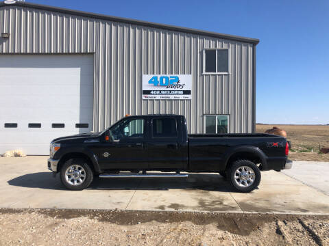 2011 Ford F-350 Super Duty for sale at 402 Autos in Lindsay NE