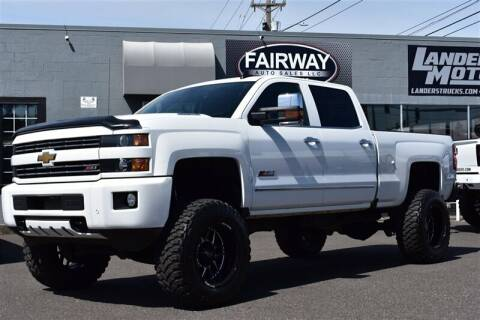2016 Chevrolet Silverado 2500HD for sale at Landers Motors in Gresham OR