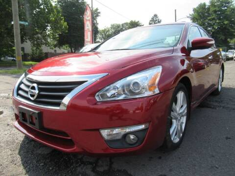 2013 Nissan Altima for sale at PRESTIGE IMPORT AUTO SALES in Morrisville PA