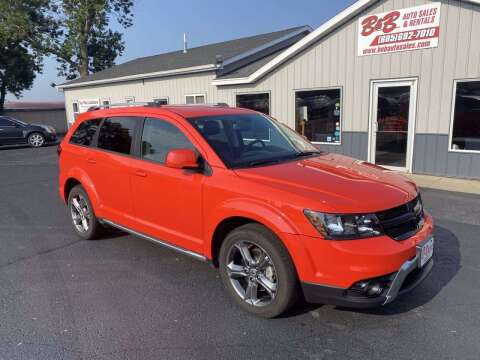 2018 Dodge Journey for sale at B & B Auto Sales in Brookings SD
