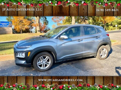 2019 Hyundai Kona for sale at JP Auto Enterprise LLC in Duluth GA
