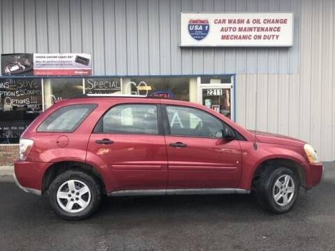 2006 Chevrolet Equinox for sale at USA 1 of Dalton in Dalton GA