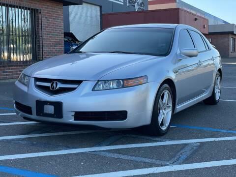 2005 Acura TL for sale at California Auto Deals in Sacramento CA