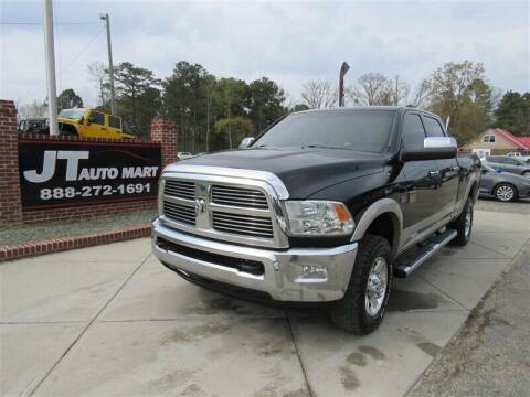2011 RAM Ram Pickup 2500 for sale at J T Auto Group in Sanford NC