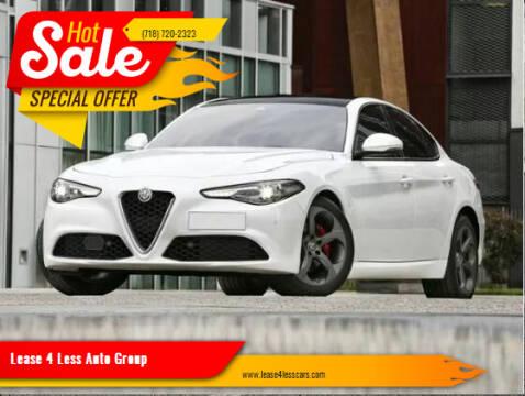 2020 Alfa Romeo Giulia for sale at Lease 4 Less Auto Group in Brooklyn NY