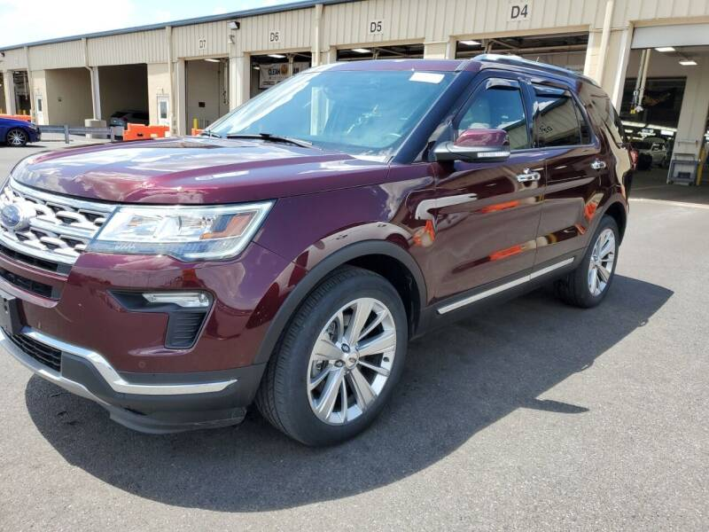 2018 Ford Explorer for sale at Automotive Toy Store LLC in Mount Carmel PA