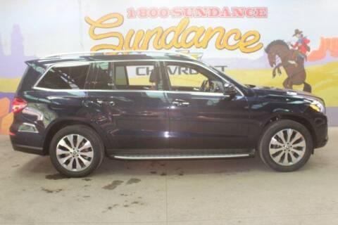 2018 Mercedes-Benz GLS for sale at Sundance Chevrolet in Grand Ledge MI