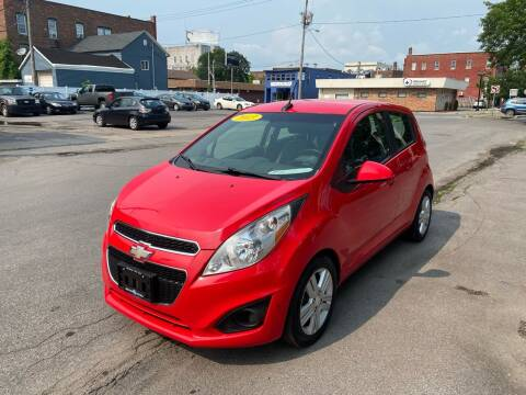 2013 Chevrolet Spark for sale at Midtown Autoworld LLC in Herkimer NY
