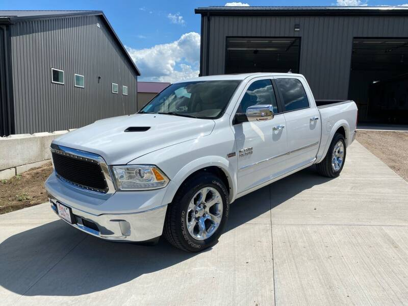 2013 RAM Ram Pickup 1500 for sale at More 4 Less Auto in Sioux Falls SD