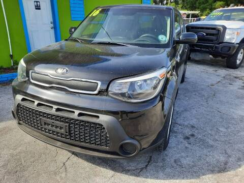 2016 Kia Soul for sale at Autos by Tom in Largo FL