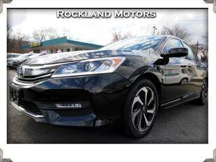 2017 Honda Accord for sale at Rockland Automall - Rockland Motors in West Nyack NY