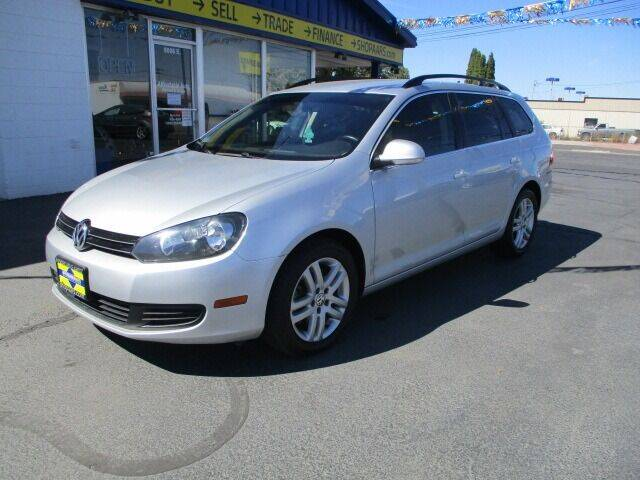 2014 Volkswagen Jetta for sale at Affordable Auto Rental & Sales in Spokane Valley WA