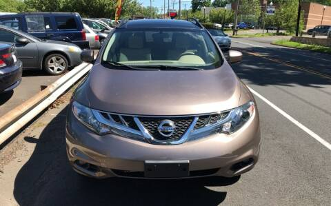 2012 Nissan Murano for sale at Vuolo Auto Sales in North Haven CT