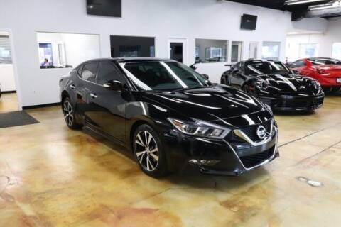 2018 Nissan Maxima for sale at RPT SALES & LEASING in Orlando FL