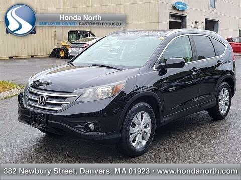 2013 Honda CR-V for sale at 1 North Preowned in Danvers MA