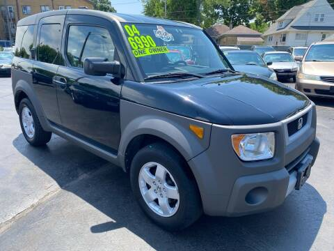 2004 Honda Element for sale at Streff Auto Group in Milwaukee WI