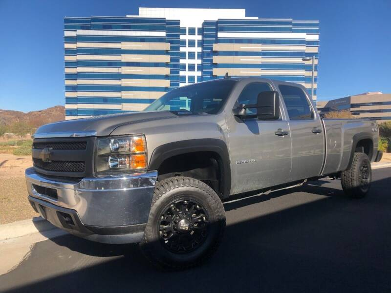 2013 Chevrolet Silverado 2500HD for sale at Day & Night Truck Sales in Tempe AZ
