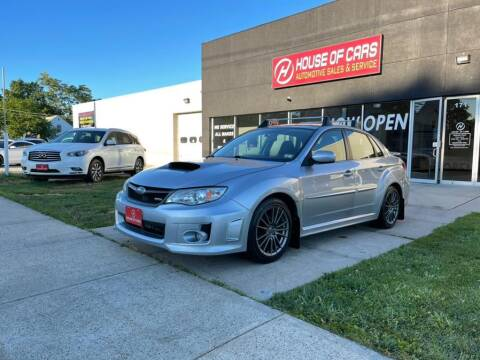 2013 Subaru Impreza for sale at HOUSE OF CARS CT in Meriden CT