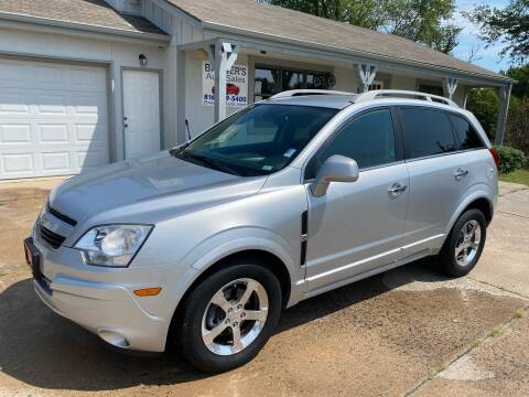 2013 Chevrolet Captiva Sport for sale at Brewer's Auto Sales in Greenwood MO