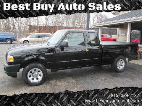 2007 Ford Ranger for sale at Best Buy Auto Sales in South Beloit IL